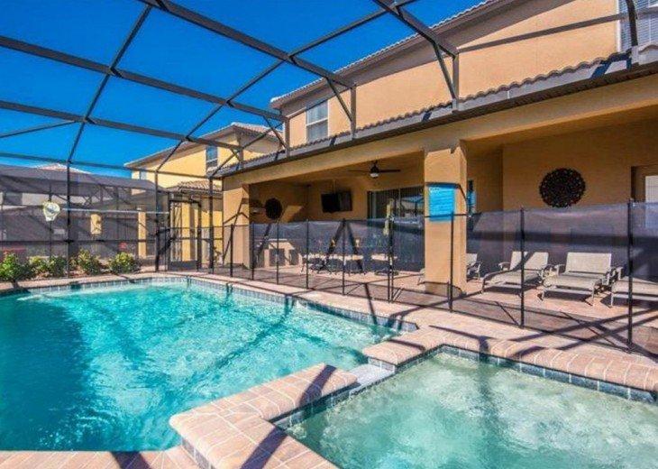 Summer Savings!! 8 bedroom Luxury Pool Villa!! #1
