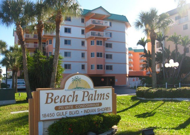 Welcome to the Beach Palms!!! This is the place!!!