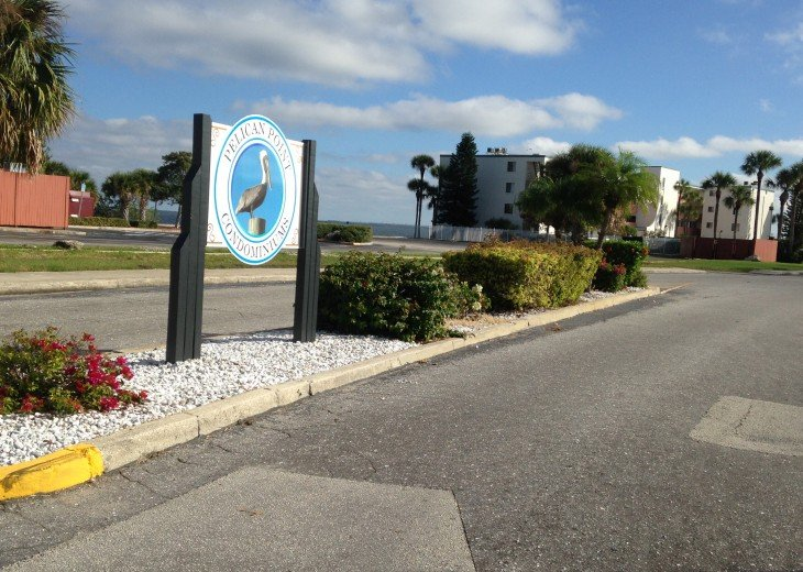 Entrance off FL Highway #1 , PELICAN POINT, gated community