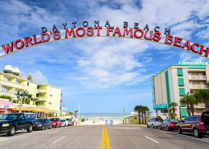 Welcome to the World's Most Famous Beach!