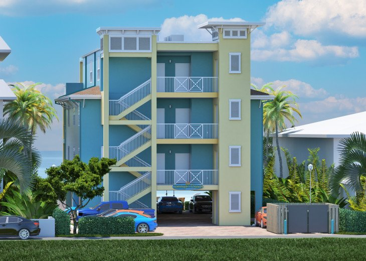NEW! Beachfront Apartment Opening Early 2022 #1