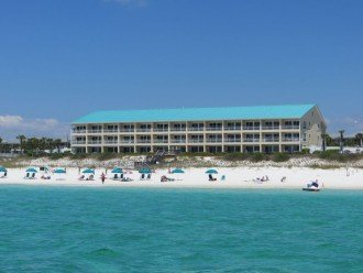 Crystal Sands Gulf Front, 1st Floor Newly Remodeled Platinum unit -