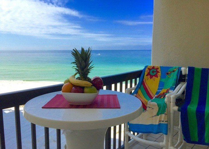 Romantic Beach Condo at Pinnacle Port #1