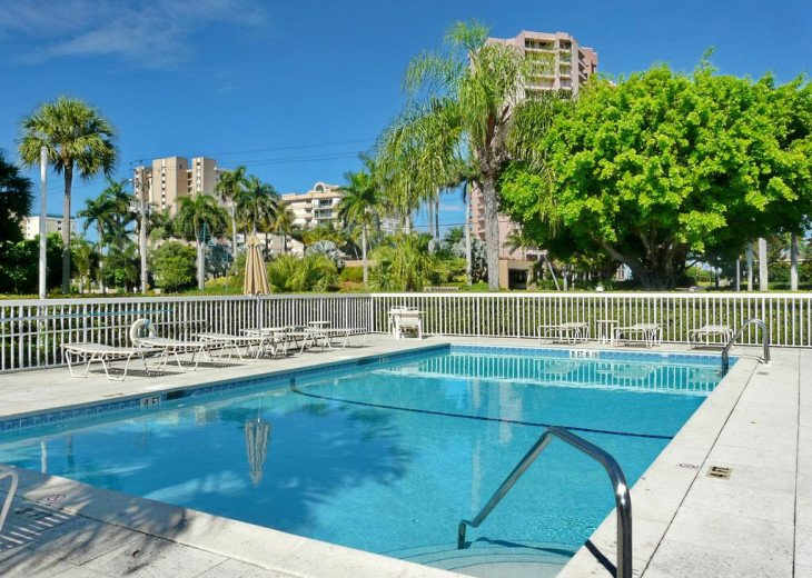 Essex condo steps from the beach w/heated pool & parking...GREAT PRICE! #1
