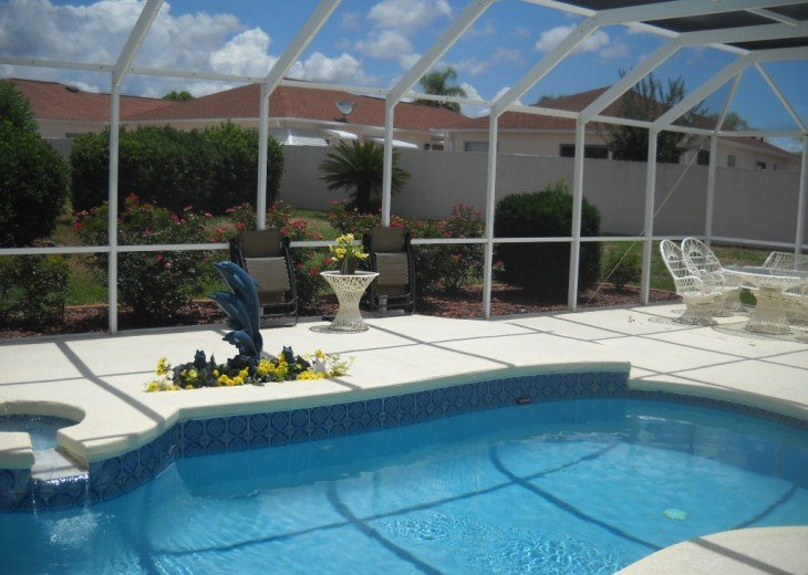 Beautiful Pool Home #1