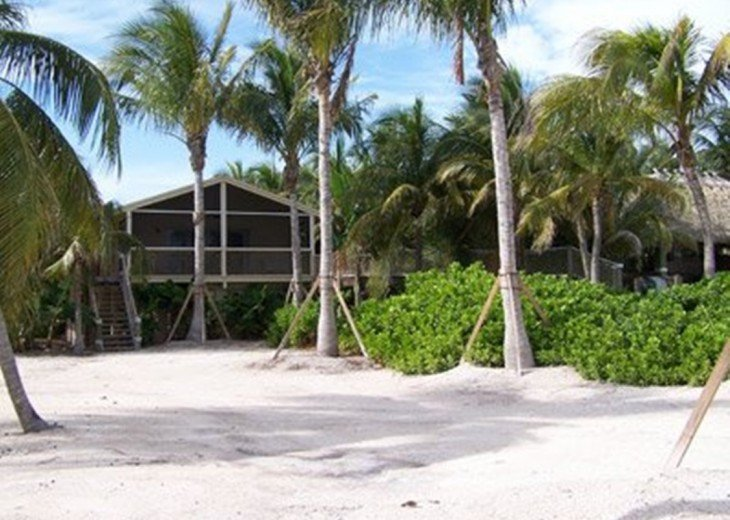 Private beach estate. Gated, tropical peace and quiet. Dock #1