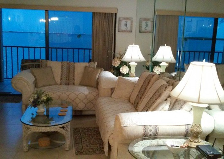 From Our Living Room....Water Views.....Just Gorgeous