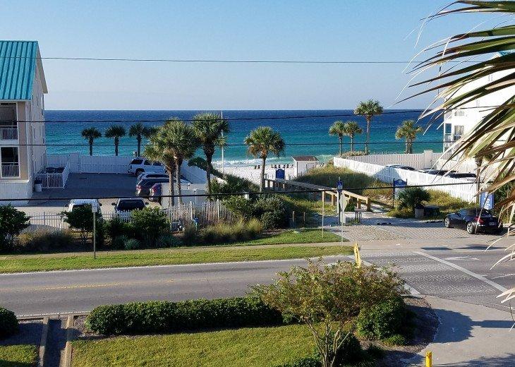 Fabulous Views from the wrap around balcony