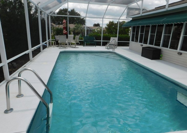 Heated 12x24 Pool