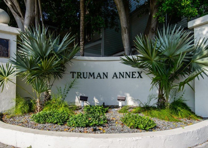 A Touch of Bermuda at Truman Annex #1