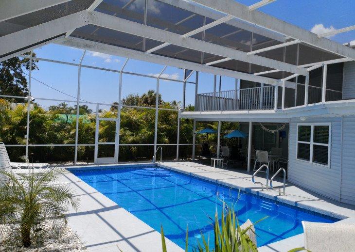 Villa Colleen 4 BR 4Bath, solar heated pool near Siesta Key up to 9 people #1
