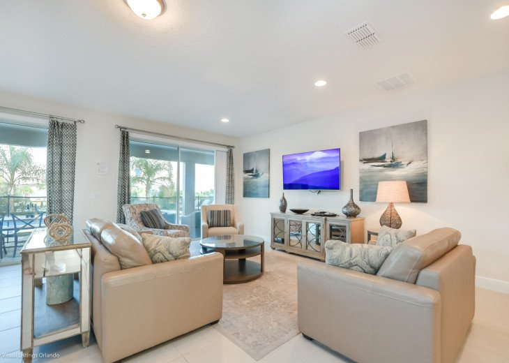 Lovely 9BR 8.5Bth Encore Club Home with Private Pool, Spa and Gameroom -Enc221 #1