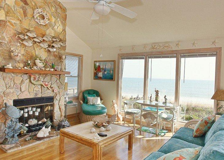 Almost Heaven Vilano Luxury BeachHOUSE! On beach HOUSE #1
