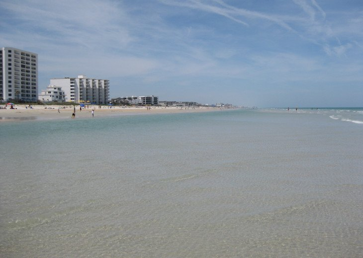 Two Bedroom Two Bath condo for Beach, Sand, Comfort and Relaxation #1
