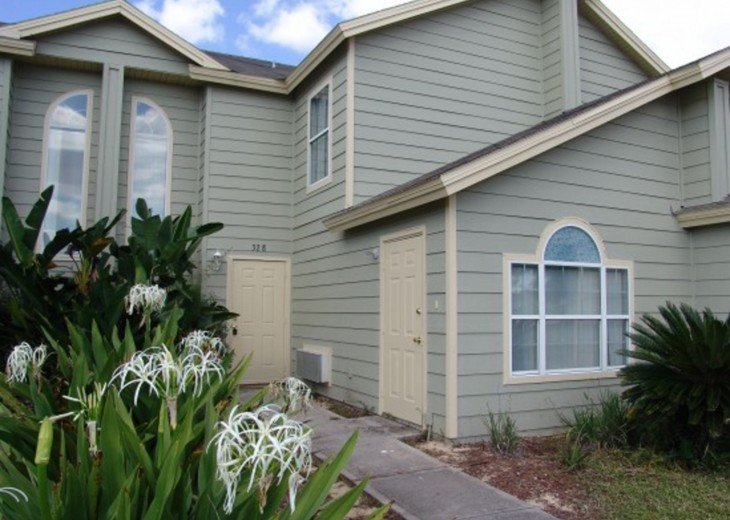 From $70/nt,Close to Disney.4br/3ba townhome #1