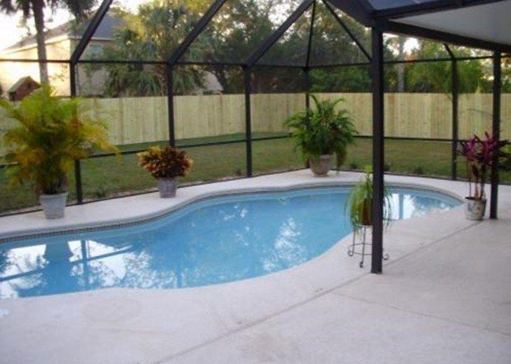 Nice Clean, 3 Bdrm Pool Home, Close to Beach #1