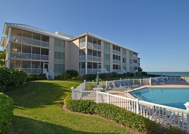 Sea Oaks Oceanfront Condo! #1