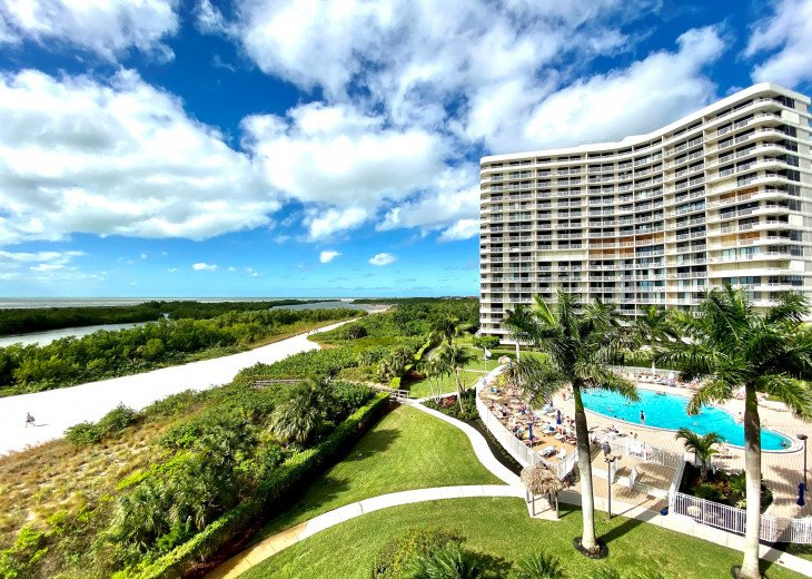 South Seas T3- 512 Beachfront condo with large balcony and unobstructed view #1