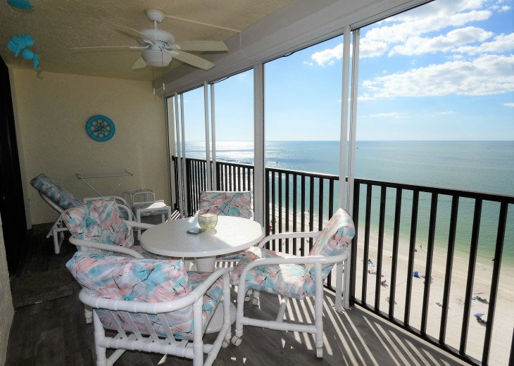 Sea Winds 1404; All year sunset view from this beautiful 2 Bed, 1 1/2 Bath #1