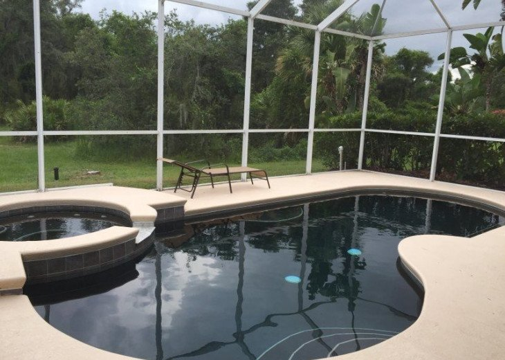 Apollo Beach, Bungalow w/Heated Pool and hot tub. #1