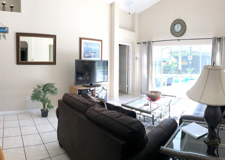 Beautiful Family Villa w/ Gameroom!!! Glenbrook, Clermont 4BR / 2BA #1