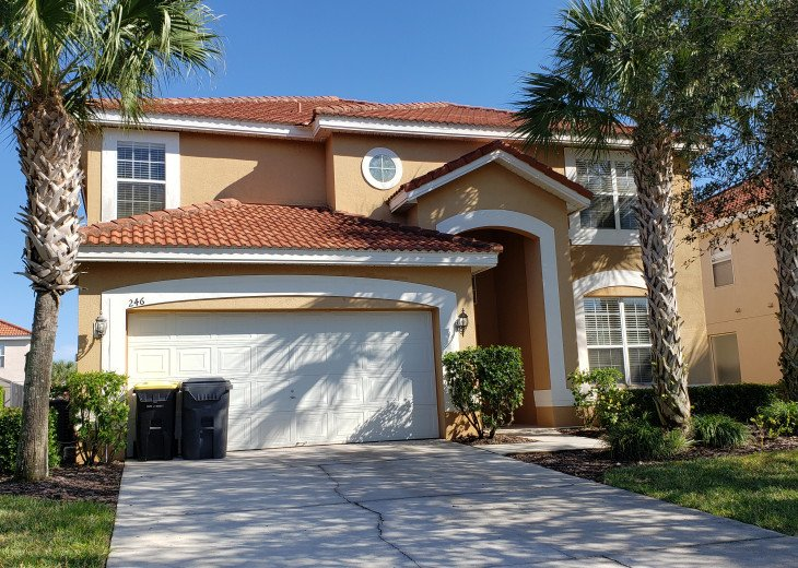 Large Luxury Villa Close to Disney, Shopping, Entertainment and Golf #1