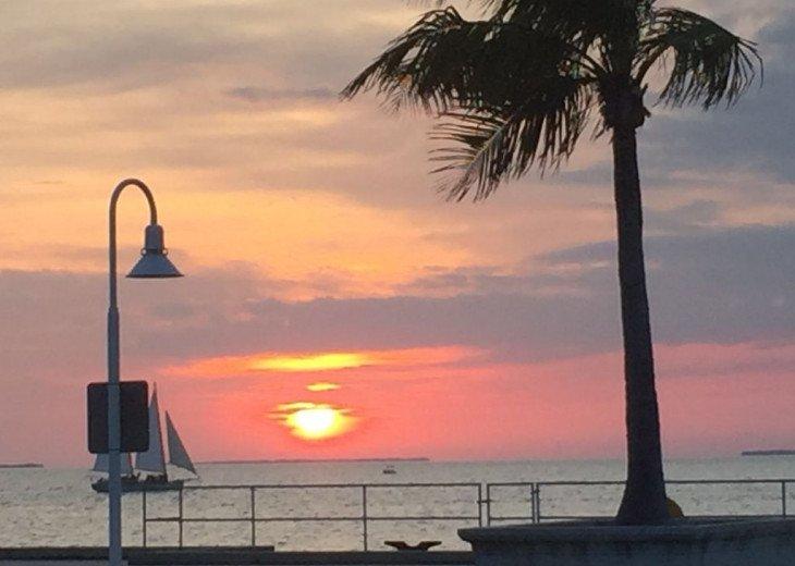 Sunset on Southard #1