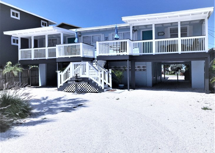 Nov-Dec 2020 Avail!, Cozy Cottage Stay on The GULF BEACH SIDE! Steps to the Bch! #1