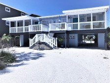 Feb & April '2021 Avail!, AWESOME GULF BEACH SIDE COTTAGE! Steps to the Beach! #1