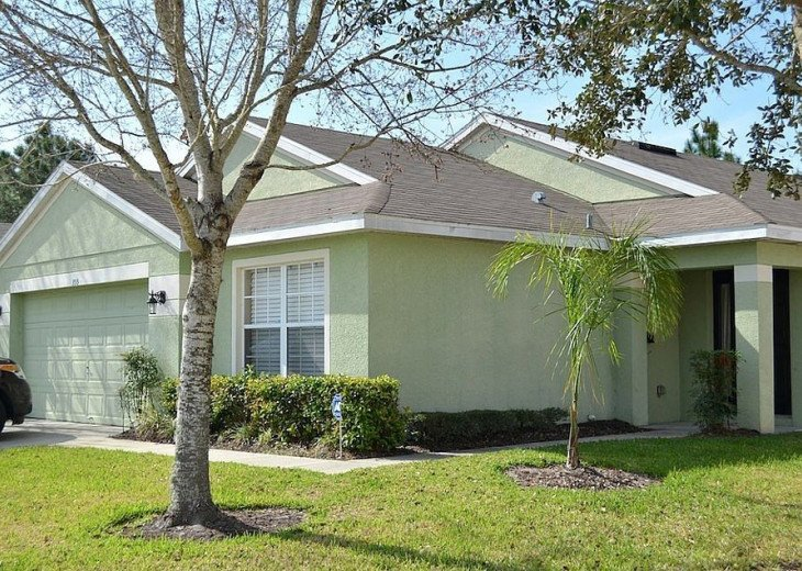 Orlando villa with a view near Champions Gate and 10 minutes to Disney #1
