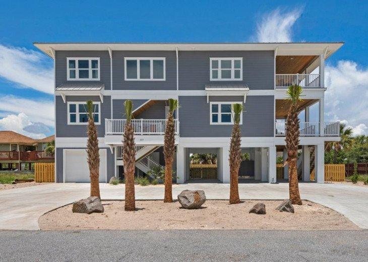 5 Bedroom House Rental In Pensacola Beach Fl Seascape