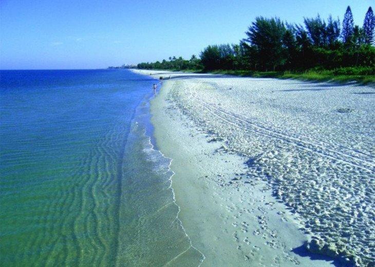 Vanderbilt Beach/Delnor Wiggins