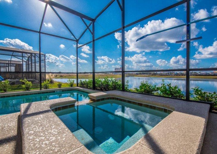 South Facing Lake View. Beautiful Storey Lake Resort Villa. Games Room. #1