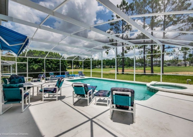 Golf Course Views. Recently Remodeled. Private Pool & Spa. Games Room. #1