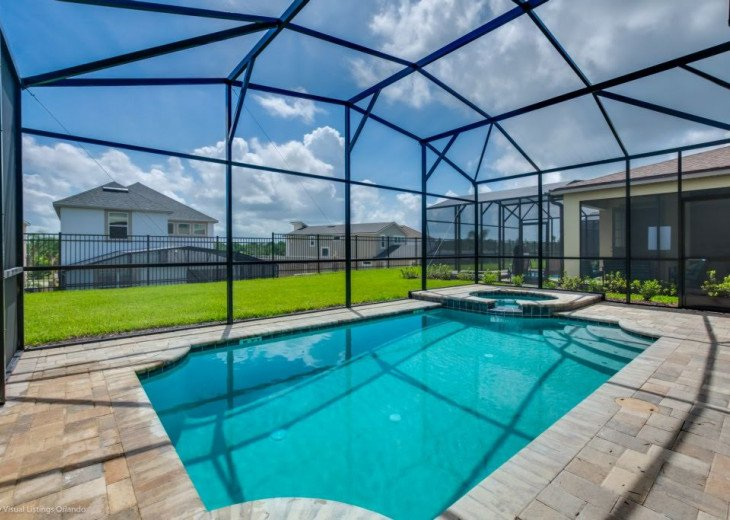Amazing & Affordable. Solara Resort. 4 Bed 4 Bath. Private Pool/Spa. Games Room #1