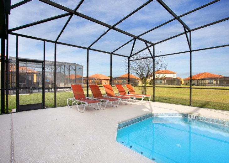 5 Bd 4 Ba Providence Golf Resort Modern Affordable from $175/Night Private Pool #1