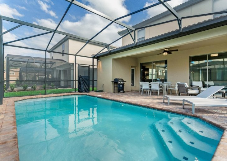 Affordable 5Bath/5Bath. Private Pool. Games Room Free Use of Resort Facilities. #1