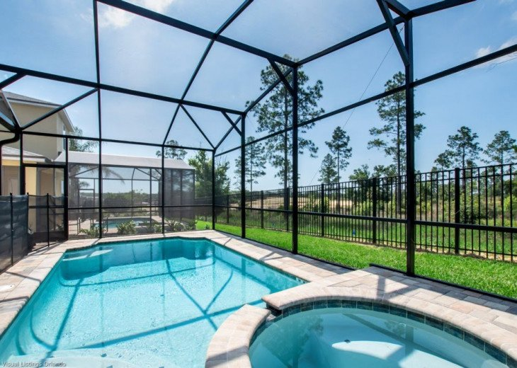 Amazing Affordable 6BD 5BA Private Pool/Spa Game Room Free use Resort Facilities #1
