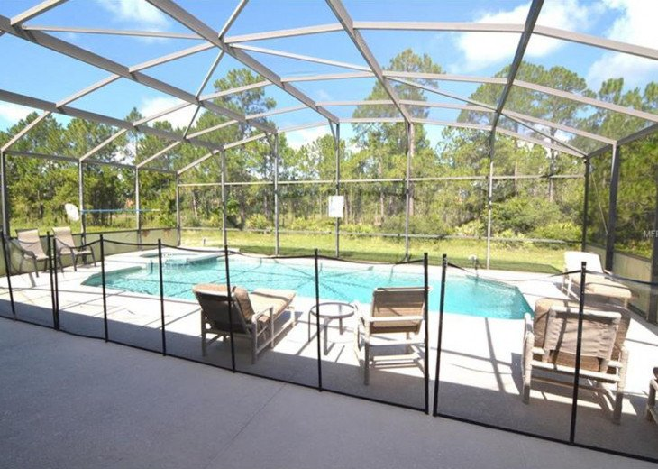 Luxurious 6 Bedroom Resort Pool Home just 15 Minutes from Disney #1