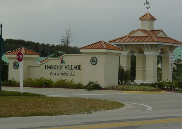 Total Luxury and Great View at Harbour Village Golf & Yacht Club #1