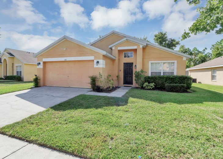 Rent this 4 Bedroom Private Pool and Spa home with Conservation Area #1