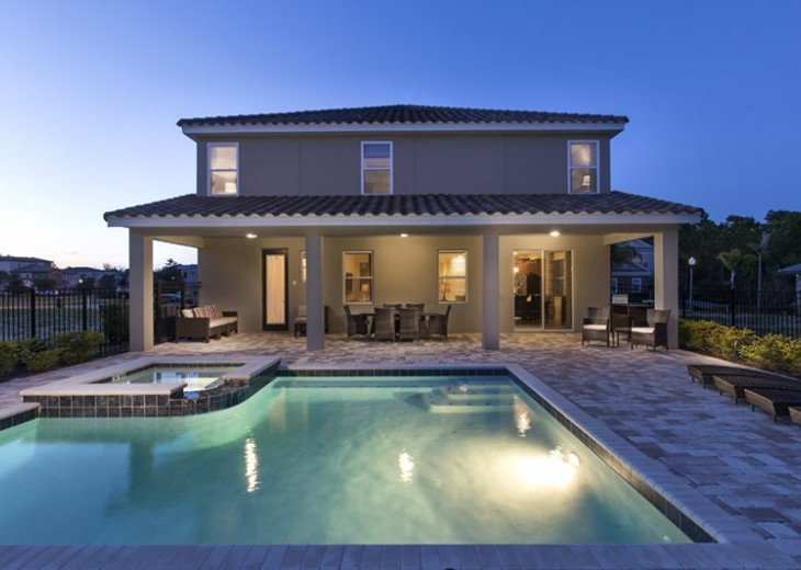 West Reunion Estate | Games Room, Theater and South Facing Pool! #1