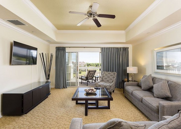 Sandy Ridge Paradise - Top Floor Luxury Condo with Updated Furniture Package! #1