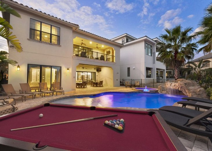 Palmilla Oasis | Fantastic 8 Bedroom Pool Villa with Two Kids Theme Rooms #1