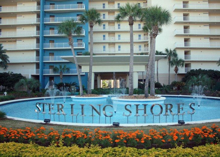 WELCOME TO STERLING SHORES CONDOMINIUM RENTAL in Beautiful Destin, FL