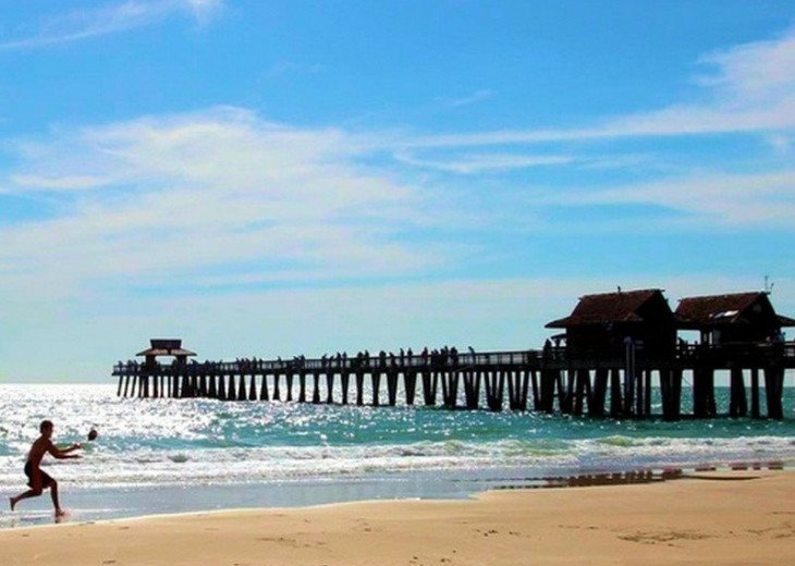 Pier House & Historic Guest Cottage ~ Views of the Gulf of Mexico! #1
