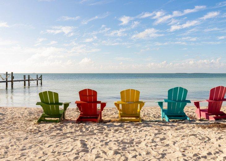 PRIVATE COMMUNITY SANDY WHITE BEACH