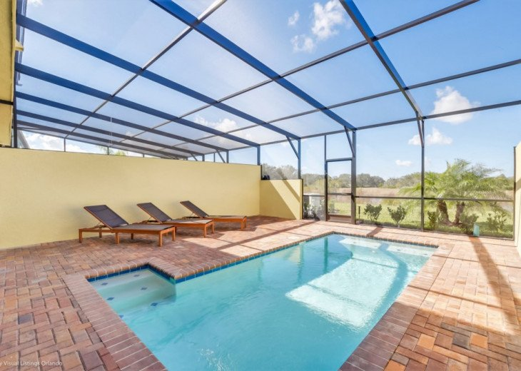 Affordable 5BD 4.5BA Solterra Game Room. Pool. Free use of Resort Facilities. #1