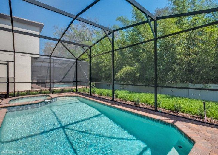 Fantastic 5BD 4BA Private pool/spa PLUS Windsor at Westside Resort Facilities! #1