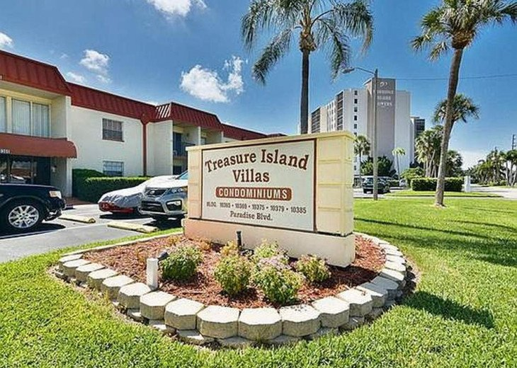 Beautiful Treasure Island Villas- Florida